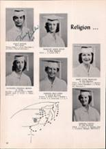 1959 Providence High School Yearbook Page 34 & 35
