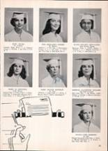 1959 Providence High School Yearbook Page 40 & 41