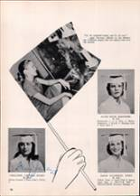 1959 Providence High School Yearbook Page 42 & 43