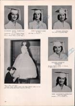 1959 Providence High School Yearbook Page 50 & 51