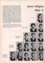 1959 Providence High School Yearbook Page 58 & 59