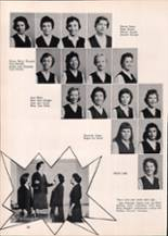 1959 Providence High School Yearbook Page 62 & 63