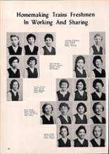 1959 Providence High School Yearbook Page 88 & 89
