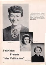 1959 Providence High School Yearbook Page 122 & 123