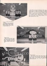 1959 Providence High School Yearbook Page 124 & 125
