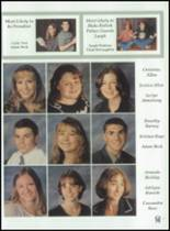 1999 Carey High School Yearbook Page 10 & 11