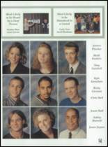 1999 Carey High School Yearbook Page 12 & 13