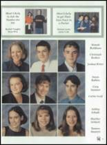 1999 Carey High School Yearbook Page 16 & 17
