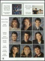 1999 Carey High School Yearbook Page 18 & 19