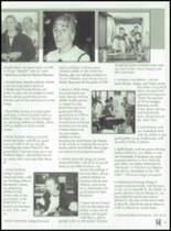 1999 Carey High School Yearbook Page 28 & 29
