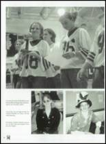 1999 Carey High School Yearbook Page 34 & 35