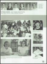1999 Carey High School Yearbook Page 50 & 51
