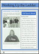 1999 Carey High School Yearbook Page 52 & 53