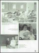 1999 Carey High School Yearbook Page 54 & 55