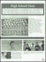 1999 Carey High School Yearbook Page 82 & 83