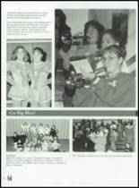 1999 Carey High School Yearbook Page 84 & 85