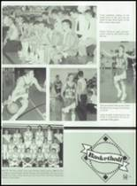 1999 Carey High School Yearbook Page 100 & 101