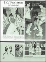 1999 Carey High School Yearbook Page 106 & 107