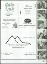 1999 Carey High School Yearbook Page 148 & 149