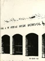 1982 Yearbook Nixon High School