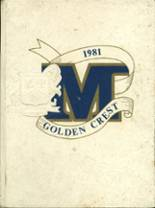 1981 Yearbook Moody High School