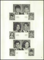 1971 Holly Ridge High School Yearbook Page 20 & 21