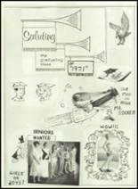 1971 Holly Ridge High School Yearbook Page 24 & 25