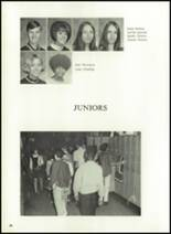 1971 Holly Ridge High School Yearbook Page 28 & 29