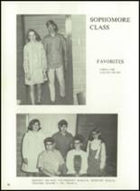 1971 Holly Ridge High School Yearbook Page 30 & 31