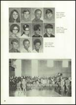 1971 Holly Ridge High School Yearbook Page 32 & 33