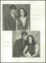 1971 Holly Ridge High School Yearbook Page 40 & 41
