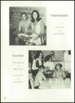 1971 Holly Ridge High School Yearbook Page 42 & 43