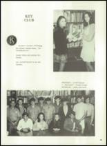 1971 Holly Ridge High School Yearbook Page 48 & 49