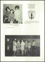 1971 Holly Ridge High School Yearbook Page 50 & 51