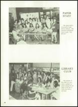 1971 Holly Ridge High School Yearbook Page 52 & 53