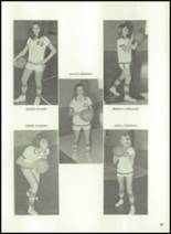 1971 Holly Ridge High School Yearbook Page 54 & 55