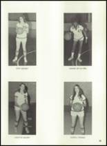 1971 Holly Ridge High School Yearbook Page 56 & 57