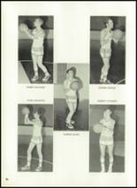1971 Holly Ridge High School Yearbook Page 60 & 61