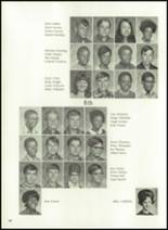 1971 Holly Ridge High School Yearbook Page 68 & 69