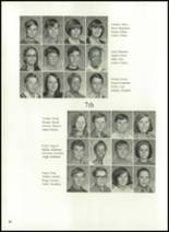 1971 Holly Ridge High School Yearbook Page 70 & 71