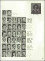 1971 Holly Ridge High School Yearbook Page 80 & 81