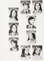 1973 Levittown Memorial High School Yearbook Page 66 & 67