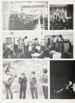 1973 Levittown Memorial High School Yearbook Page 158 & 159
