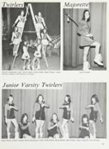 1973 Levittown Memorial High School Yearbook Page 164 & 165