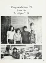 1973 Levittown Memorial High School Yearbook Page 206 & 207