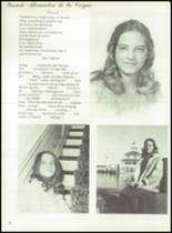 1976 Louise S. McGehee High School Yearbook Page 24 & 25