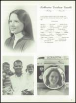 1976 Louise S. McGehee High School Yearbook Page 28 & 29