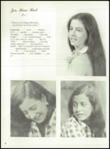 1976 Louise S. McGehee High School Yearbook Page 30 & 31