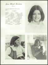 1976 Louise S. McGehee High School Yearbook Page 38 & 39