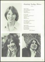 1976 Louise S. McGehee High School Yearbook Page 42 & 43